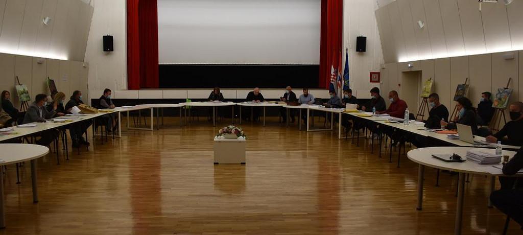 Rasprava o pročelnici na Gradskom vijeću Grada Ploča