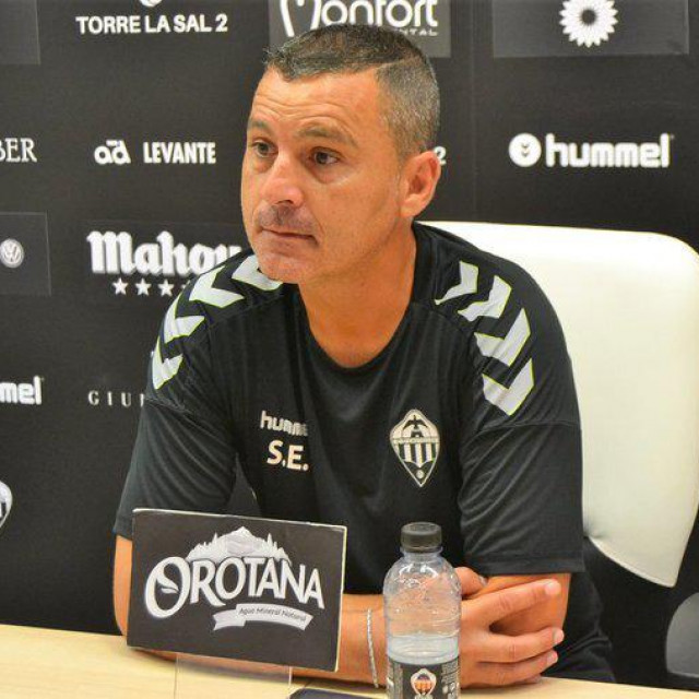 Sergi Escobar, novi trener Šibenika