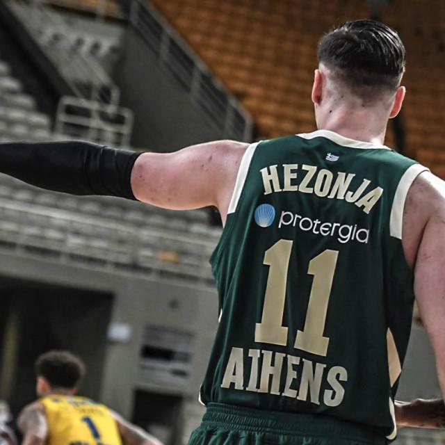 Mario Hezonja (Panathinaikos)