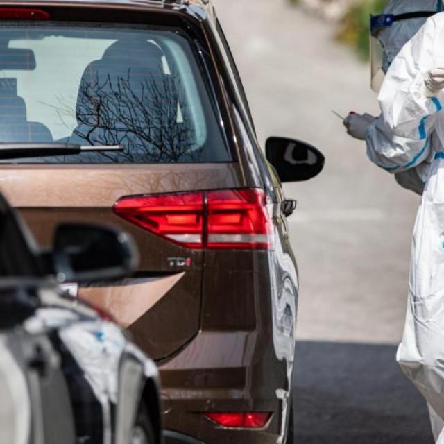 Veliki skok broja novootkrivenih slučajeva oboljelih od Covida-19