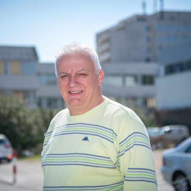 Pavo Perić, zamjenik ravnatelja OB Dubrovnik