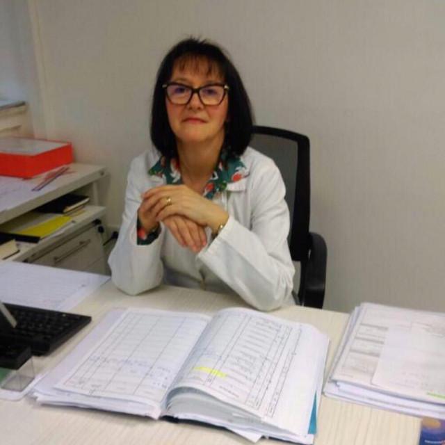 Dr. Ana Kokot Živalj, epidemiologinja