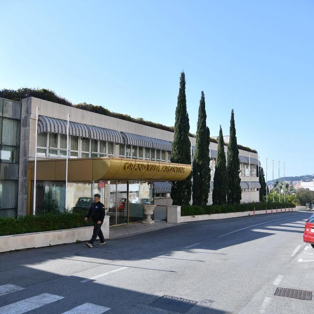 U Dubrovniku su hoteli zatvoreni