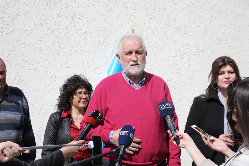 Dubrovački demokratski sabor Pera Vićana predstavlja kandidate za lokalne izbore 2021.