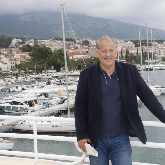Josko Roščić želi i osmi mandat na čelu Baške Vode