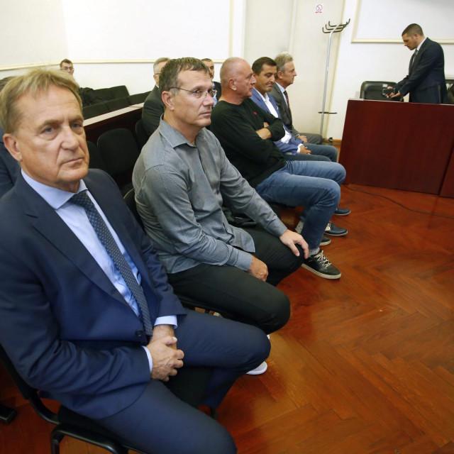 Božidar Kalmeta i Zdravko Livaković su nepravomoćno oslobođeni optužbi za izvlačenje novca iz HAC-a<br />