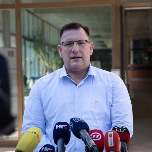 Ravnatelj OB Dubrovnik, dr. Marijo Bekić