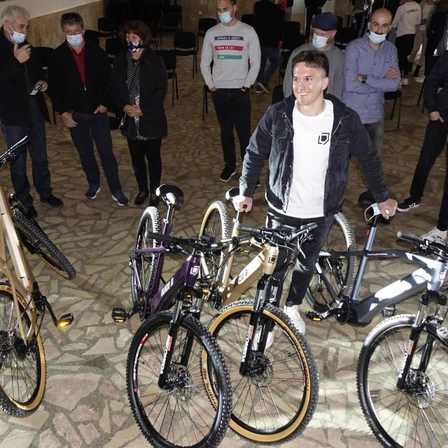 Ljubičićevi bicikli govore 'sto' svjetskih jezika i spremni su za svoje korisnike