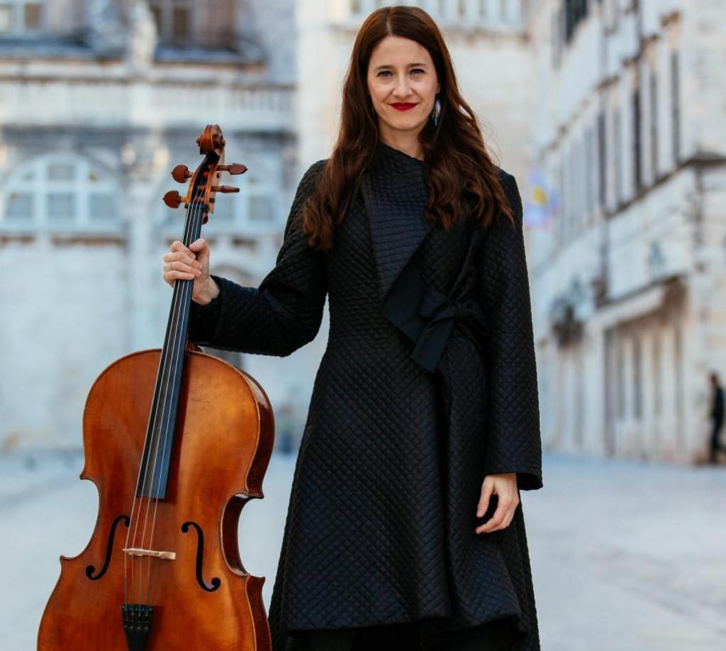 Dubrovačka čelistica Mihaela Čuljak jedva čeka solistički koncert u Dvoru