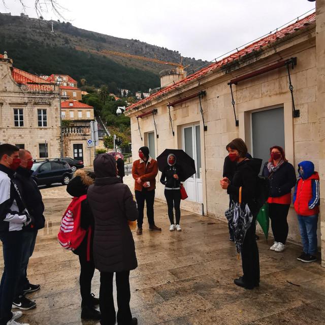 Dubrovačka TZ organizirala besplatno razgledanje Grada