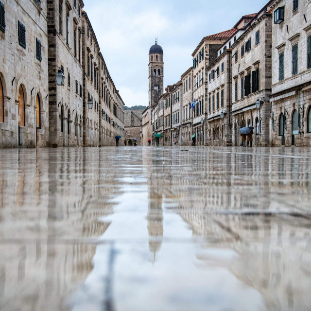 Bolje domaći gost nego potpuno prazan Dubrovnik