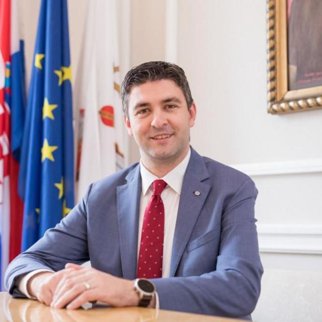 Mato Franković, dubrovački gradonačelnik