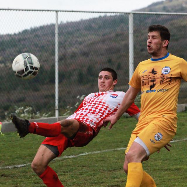 Prva ŽNL, 12. kolo, Gabrili: Croatia - Gusar