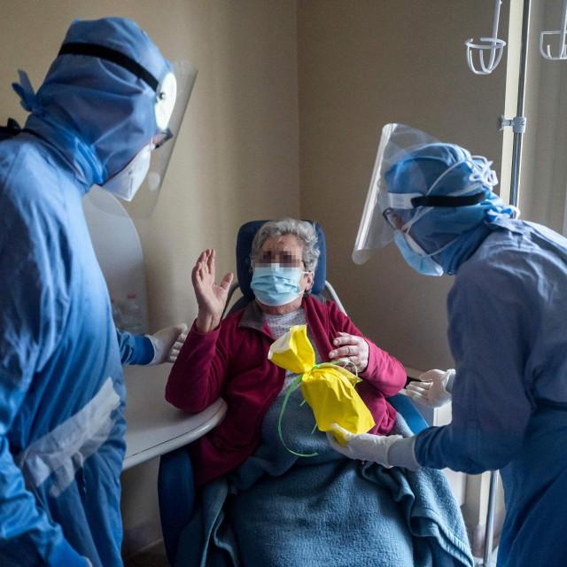 (Photo by MARCO BERTORELLO/AFP)