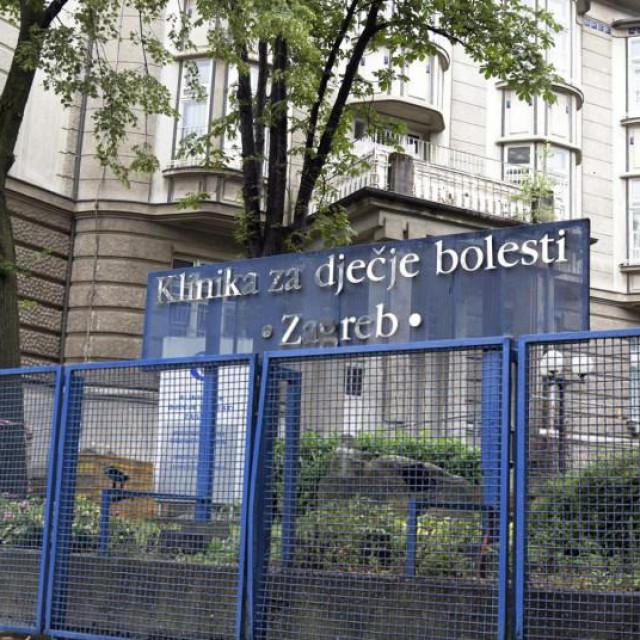 Klinika za dječje bolesti u Zagrebu