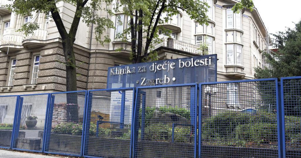 Iz Klinike za dječje bolesti u Klaićevoj u Zagrebu u nedjelju nešto poslije 15 sati priopćili su tužnu vijest o sudbini djevojčice