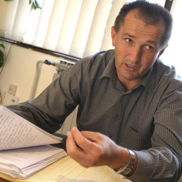 Branko Medunić nevoljko je iskoračio iz anonimnosti da javnosti rastumači kako Centar pod njegovim upravljanjem baš ni za što nije kriv