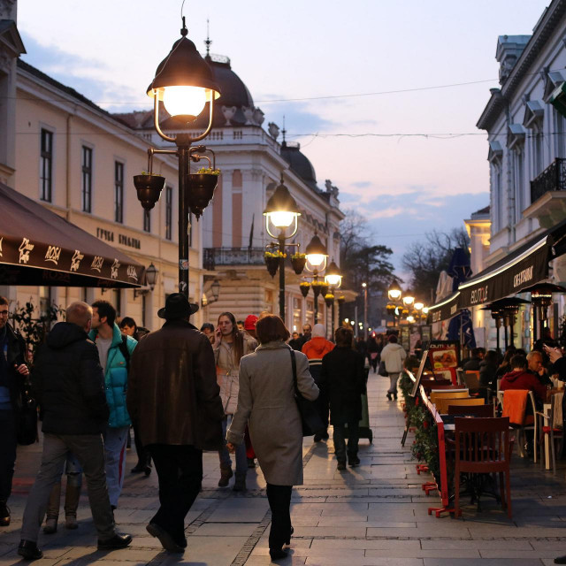 Knez Mihailova ulica u Beogradu