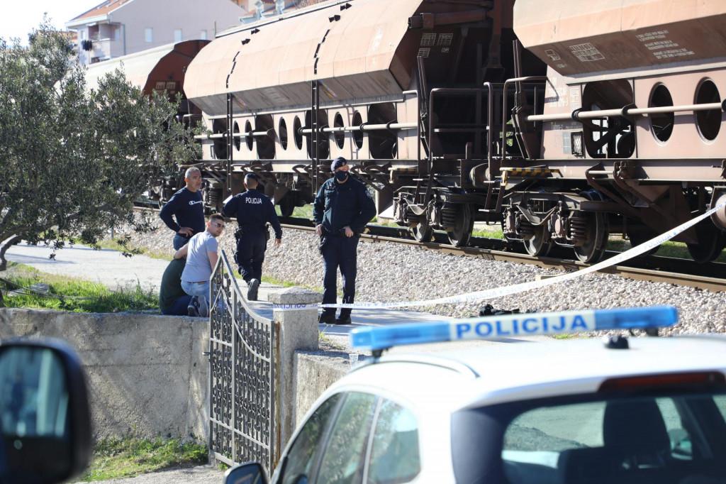 Policija obavlja očevid