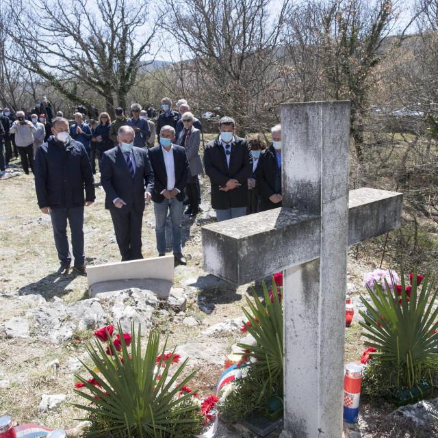 S komemoracije u Radošiću