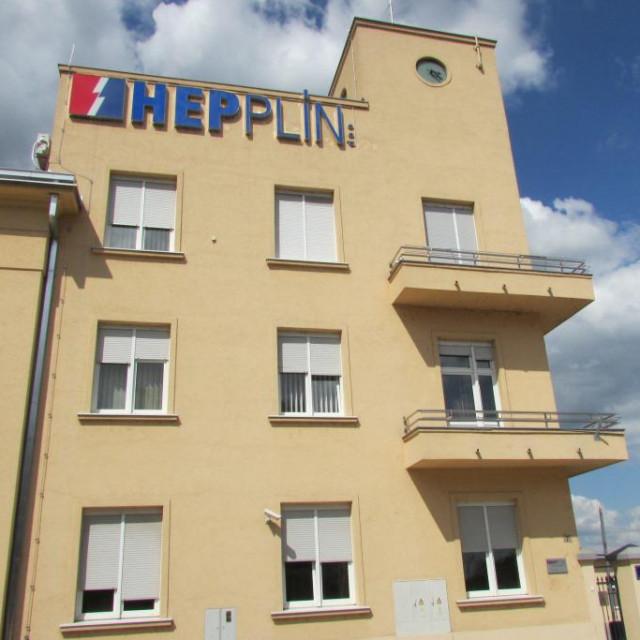 Sjedište HEP Plina u Osijeku