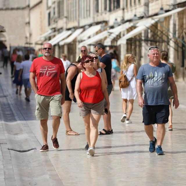 Izraelski turisti su poznati kao dobri potrošači