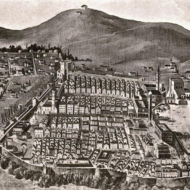 Rekonstrukcija Dubrovnika prije potresa