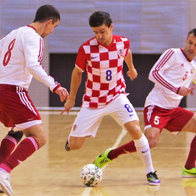 Dario Marinović - najbolji strijelac Hrvatske svih vremena