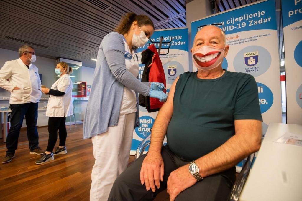 Spas je u najavljenom dolasku stotina tisuća doza cjepiva<br /> Luka Gerlanc/Hanza Media