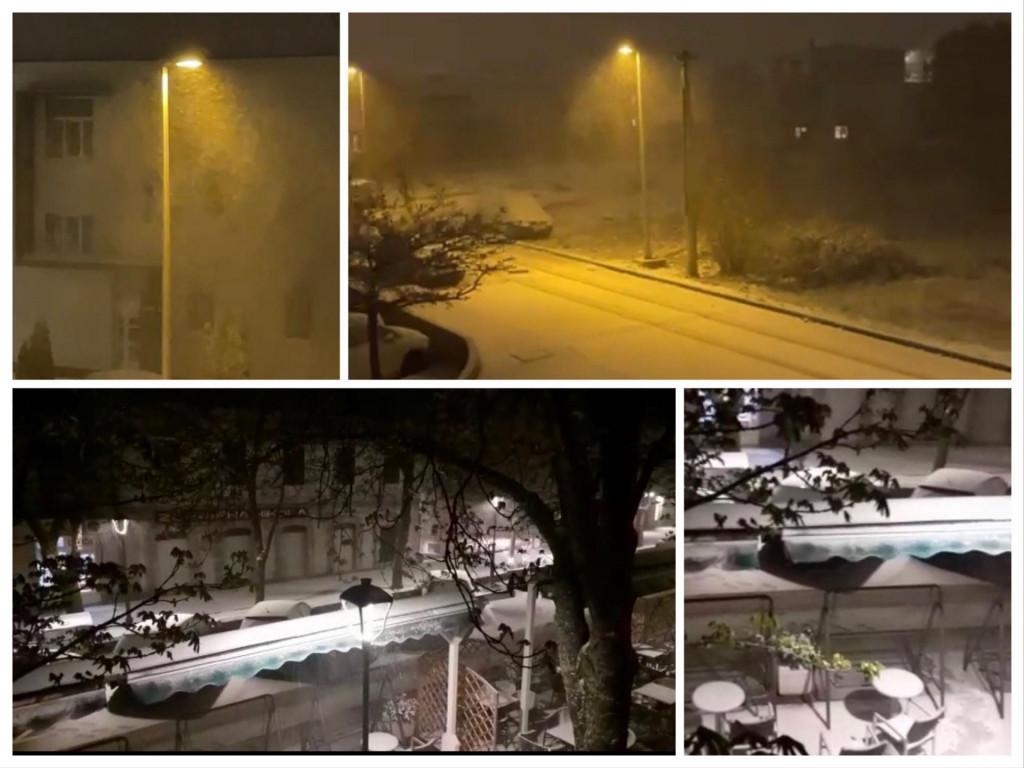 snijeg u Dugopolju i Imotskom