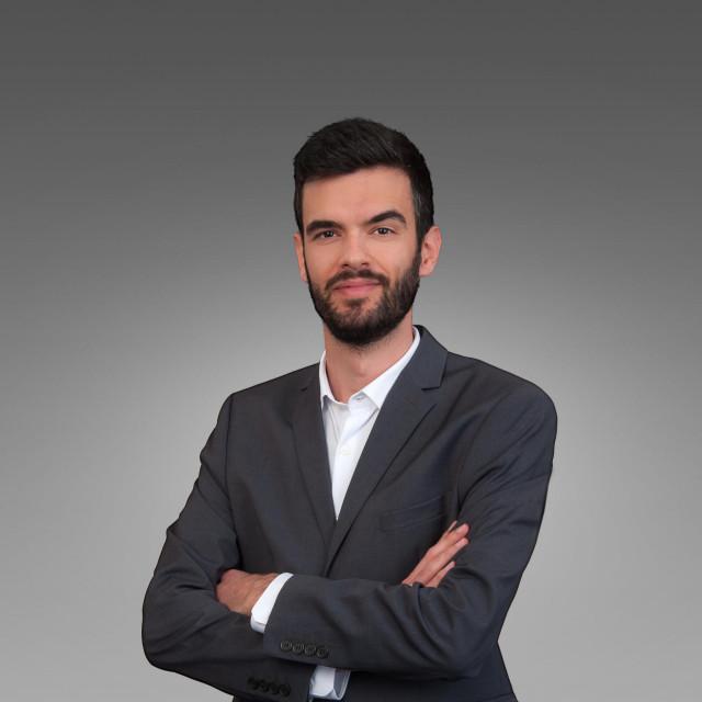 Nezavisni kandidat za načelnika Općine Slivno na predstojećim lokalnim izborima Dario Sršen