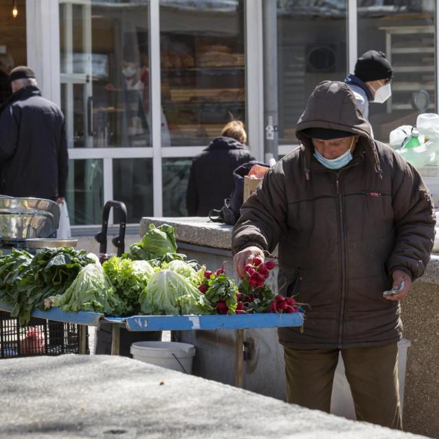 'Zabundani' prodavači kao da je početak zime, a ne proljeća