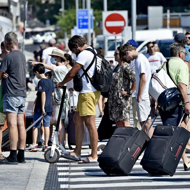 Ovako je bilo prošlo ljeto u Splitu, hoće li se ovakvi prizori ponoviti i ove godine?