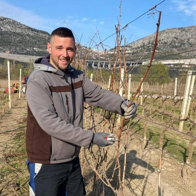 'Ja sam čovjek iz naroda, poljoprivrednik i radnik', tvrdi Kalajžić
