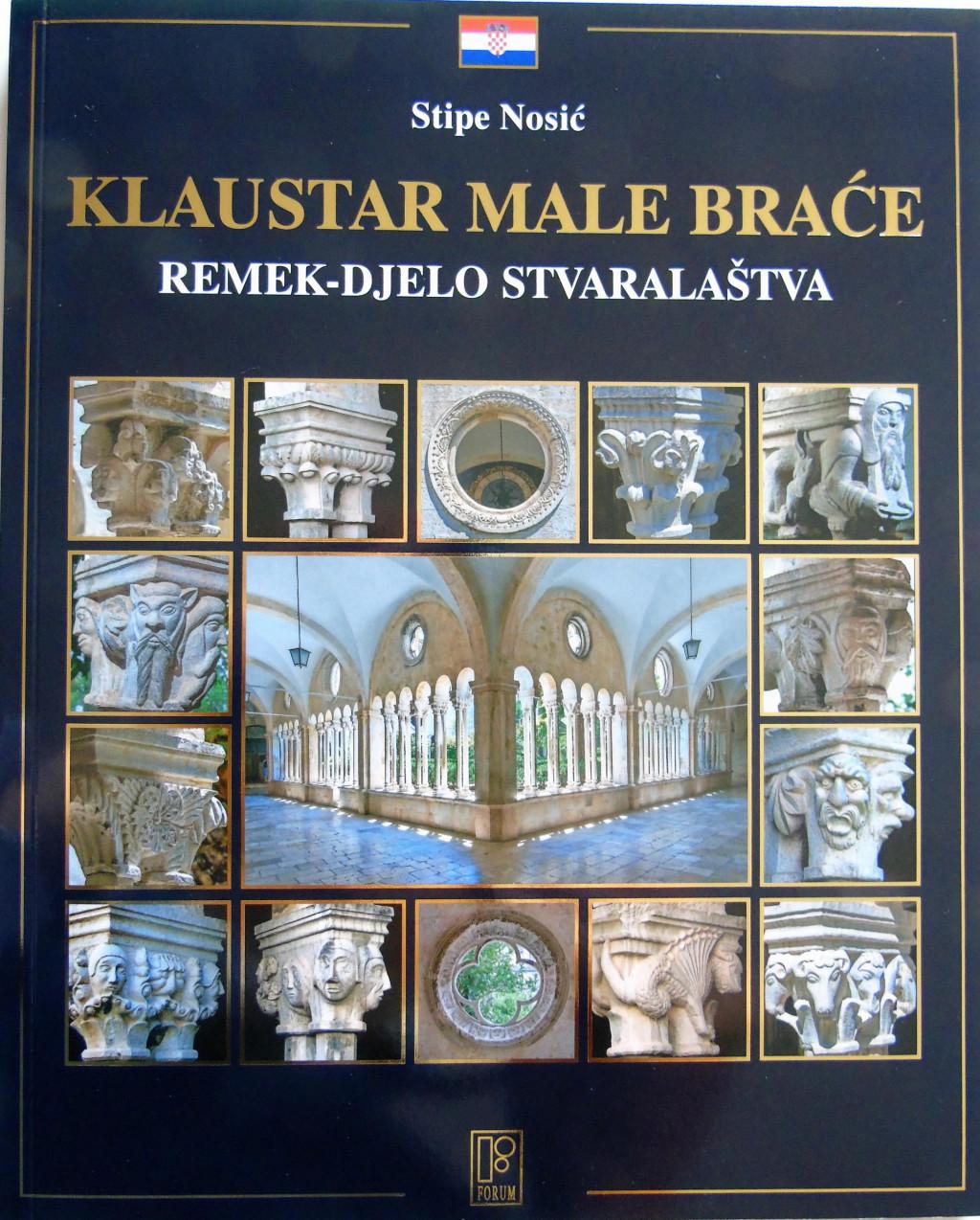 Knjiga o dubrovačkom klaustru Male braće