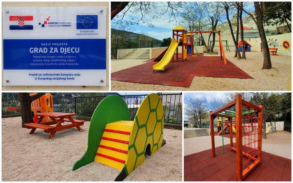 Sredstvima EU fondova obnovljen je dječji vrtić Palčica