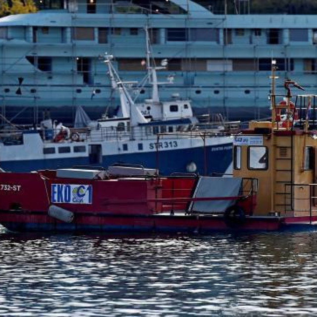 CIAN, brod za onečišćenja
