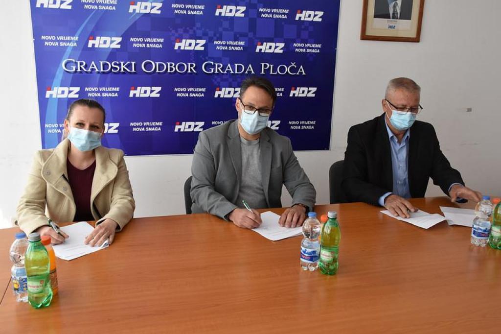 HSS ide na izbore s HDZ-om i HSLS-om u Pločama