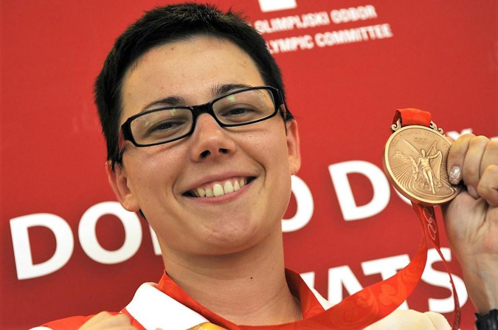 Snježana Pejčić je 9. kolovoza 2008. postala vlasnica olimpijske bronce
