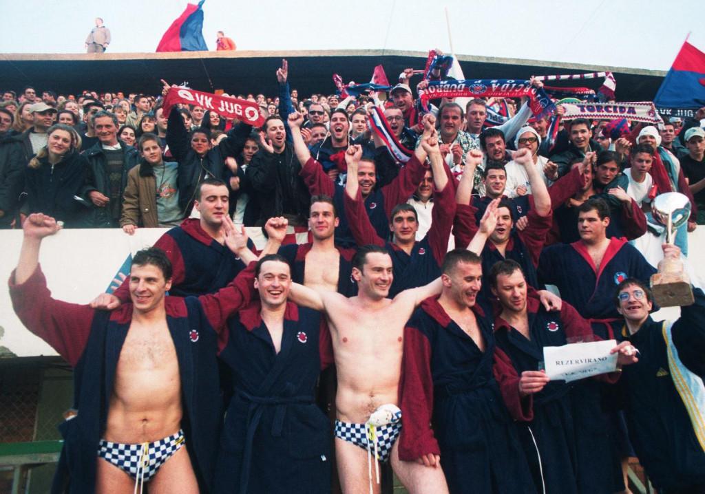 Jug pobjednik LEN-a kupa 2000. godine