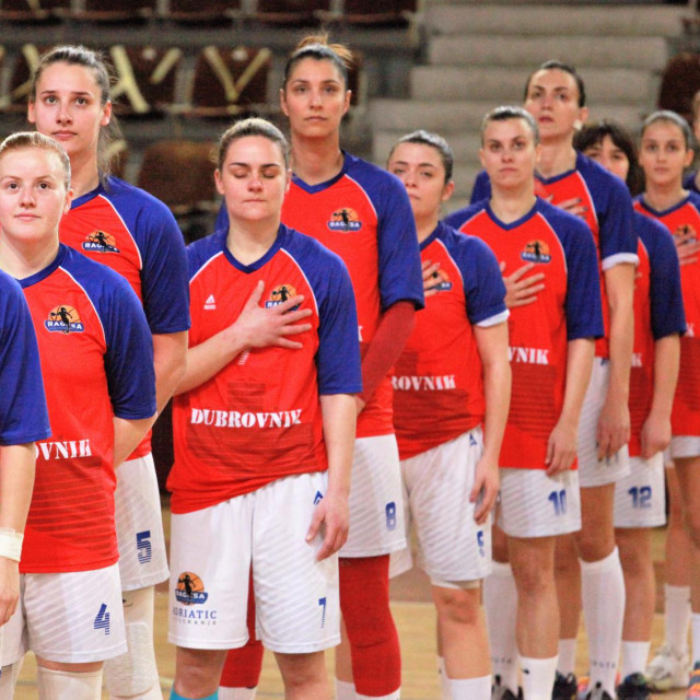 Košarkašice Raguse - ekipa koja lovi oba domaća trofeja u sezoni 2020./21.