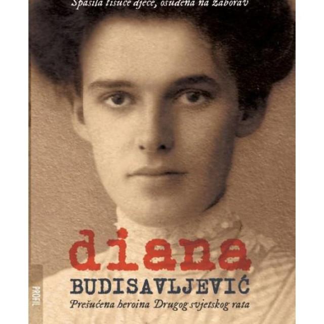 Alma Prica kao Diana u 'Dnevniku Diane Budisavljević'