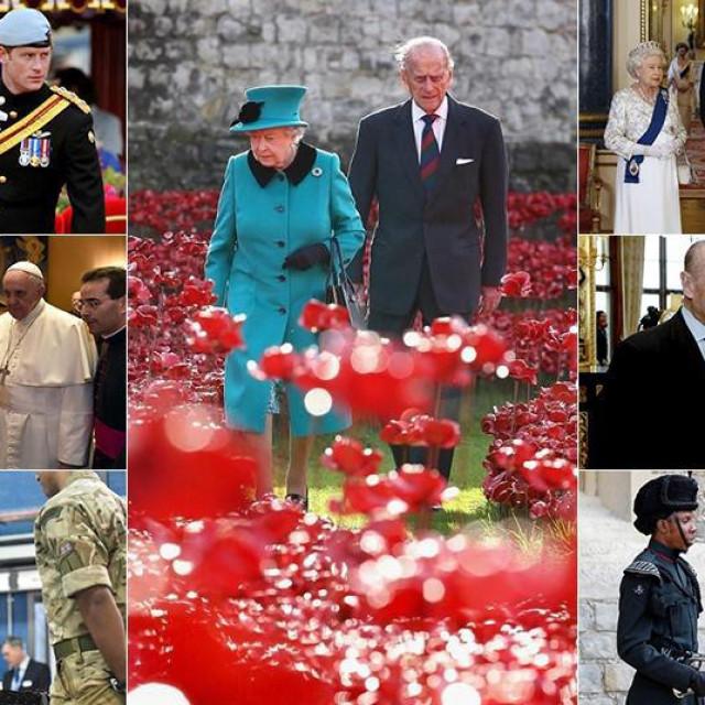 Britanski princ Philip, suprug kraljice Elizabete II., umro je u dobi od 99 godina
