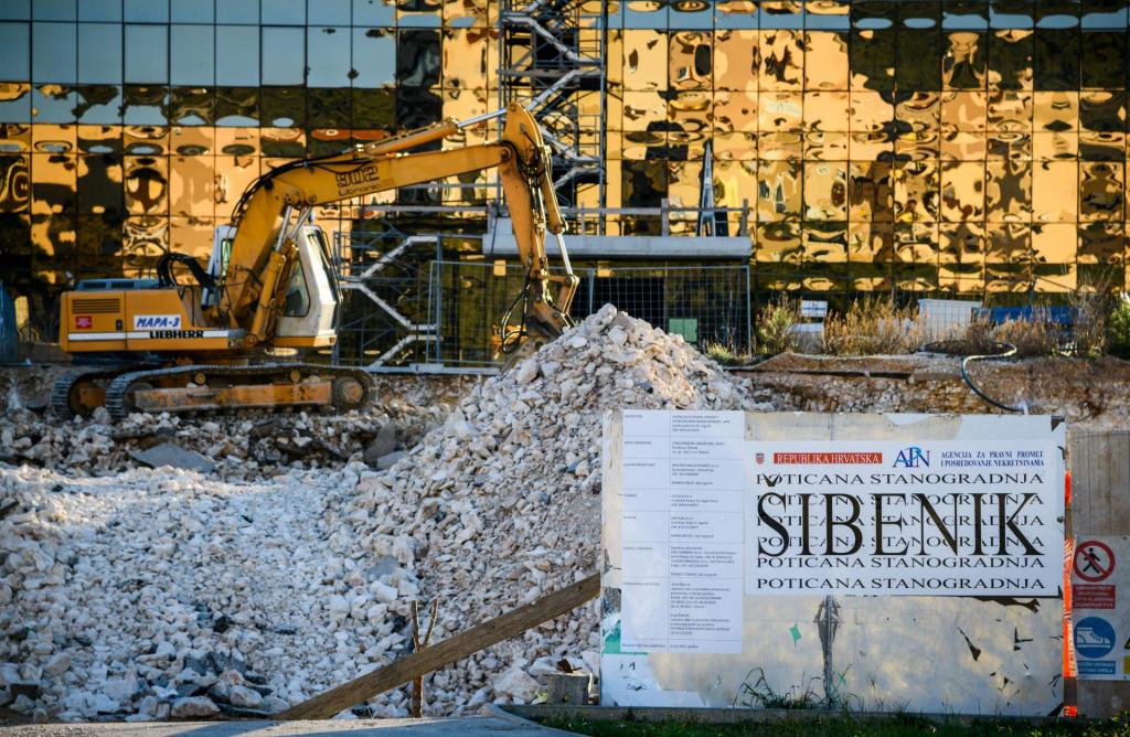 Na Biocima se gradi ukupno 127 stanova iz programa poticane stanogradnje