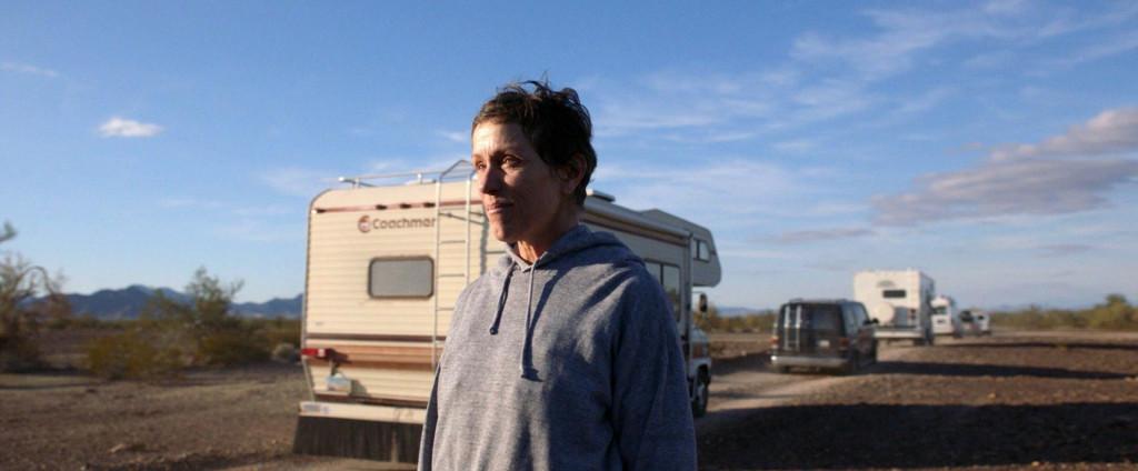Dokumentaristička drama 'Zemlja nomada' s Frances McDormand u glavnoj ulozi