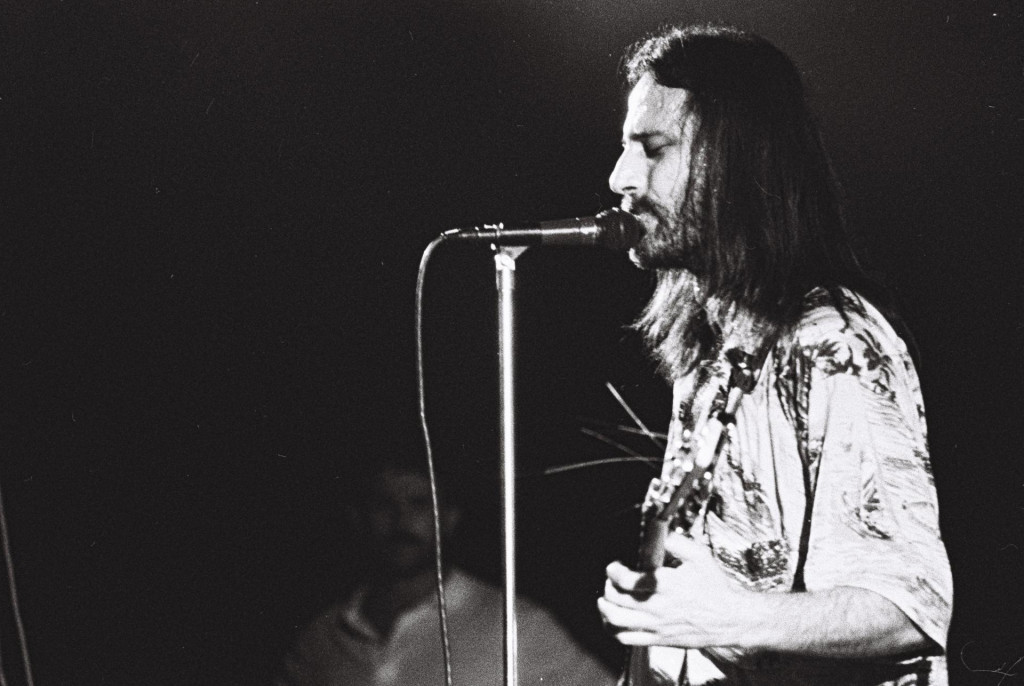 Koncert Azre u ljetnom kinu Bačvice 1989. godine