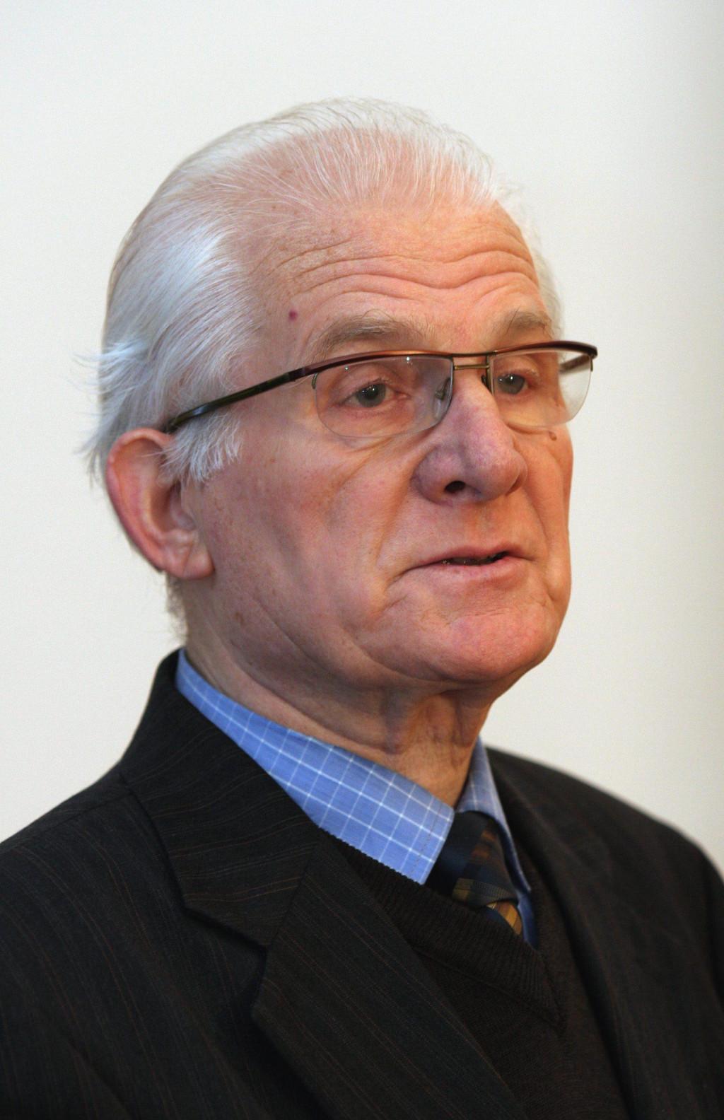 Prof. dr. Stijepo Obad<br />