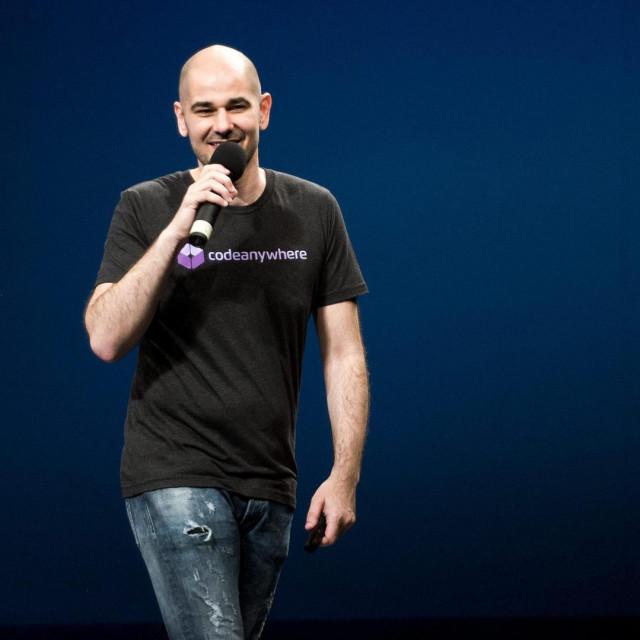 Ivan Burazinuvjeren je da s Infobipom mogu Shift skalirati u najveću developersku konferenciju na svijetu
