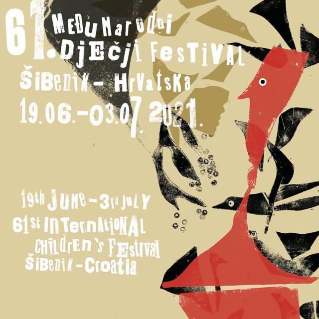 Autor plakata uspjesni je i nagradivani vodički umjetnik sa zagrebackom adresom Danijel Serdarev