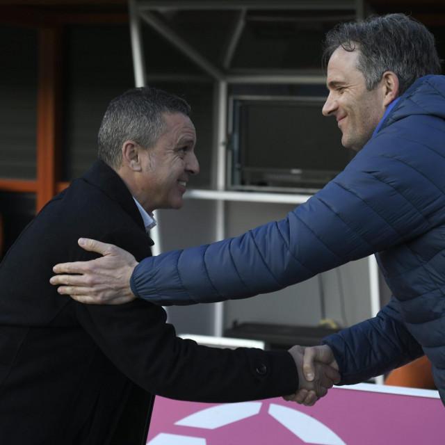 Sergi Escobar i Goran Tomić
